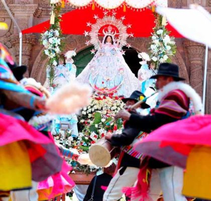 Calendaria dance for the mother (Puno) 6N/5D