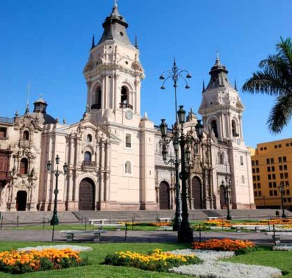 City Tour  Classic  Lima  Colonial And Modern Lima
