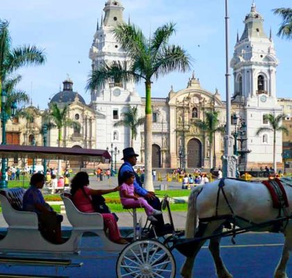 City tour Lima colonial y moderna