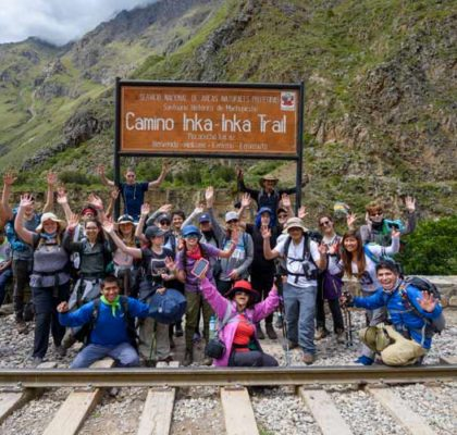 Inca Trail (short route) 2D/1N