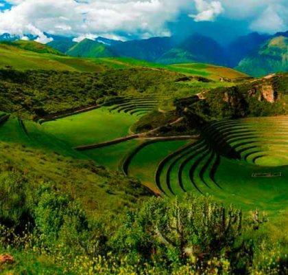 Maras, Moray and Chinchero