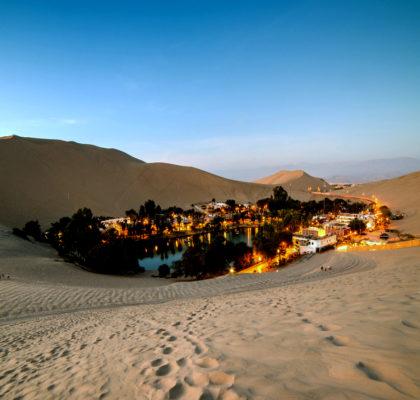 ペルー3大観光地満喫プライベート9日間プラン